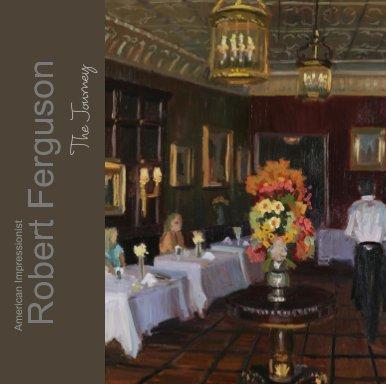 American Impressionist Robert Ferguson book cover