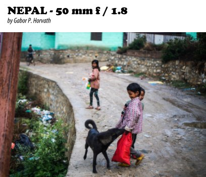 Nepal - 50 mm book cover