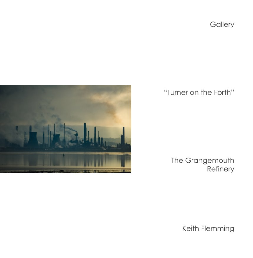 "View Gallery ""Turner on the Forth"" by Keith Flemming LRPS"