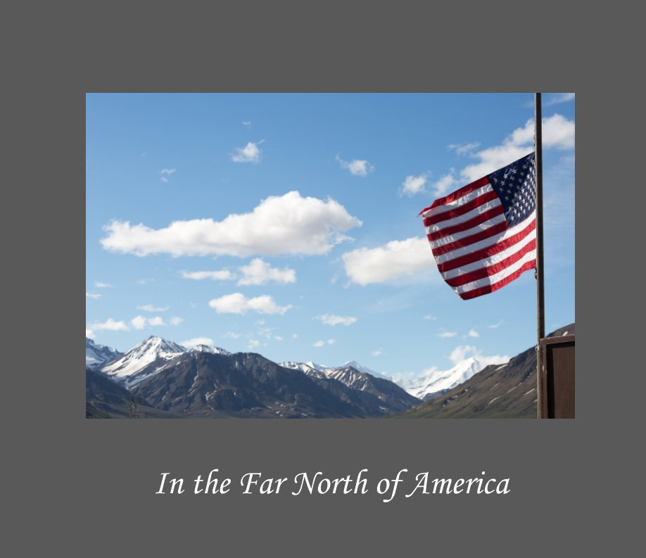 View In the far North of America by Jacques Manscourt