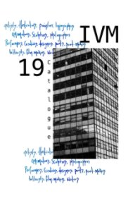 IVM 2019 catalogue book cover