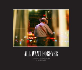 All Want Forever (2016) book cover