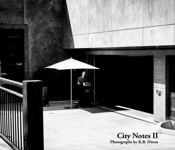 View City Notes II by K. B. Dixon