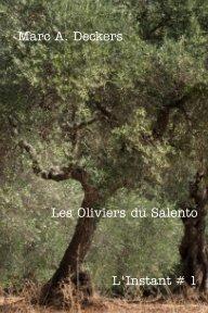 Les Oliviers du Salento book cover