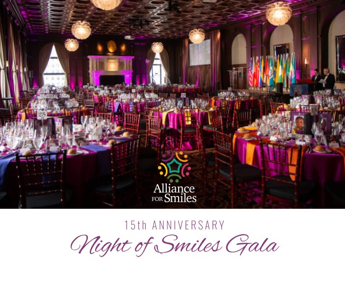 View Gala 2019 by Alliance for Smiles