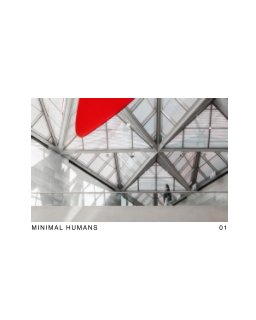 Minimal Humans book cover