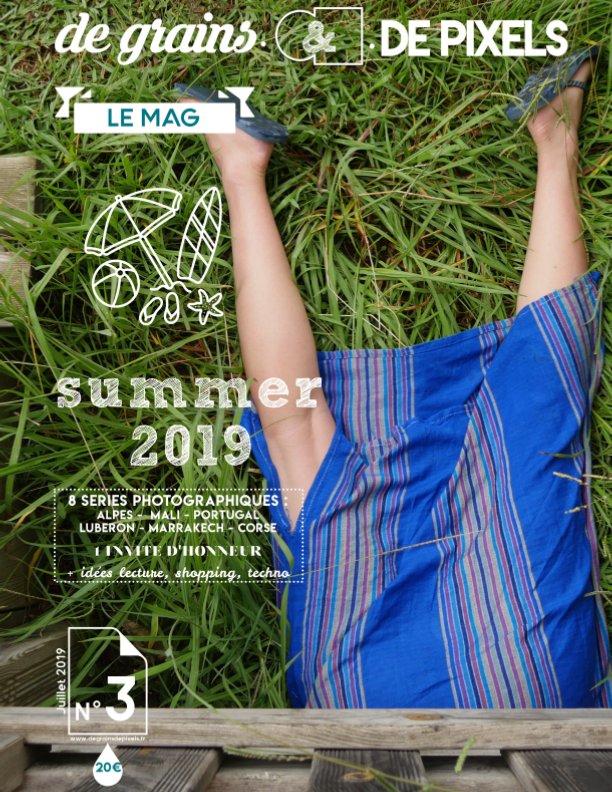 View De Grains et De Pixels LE MAG : N°3 by Nicolas DUFLOS