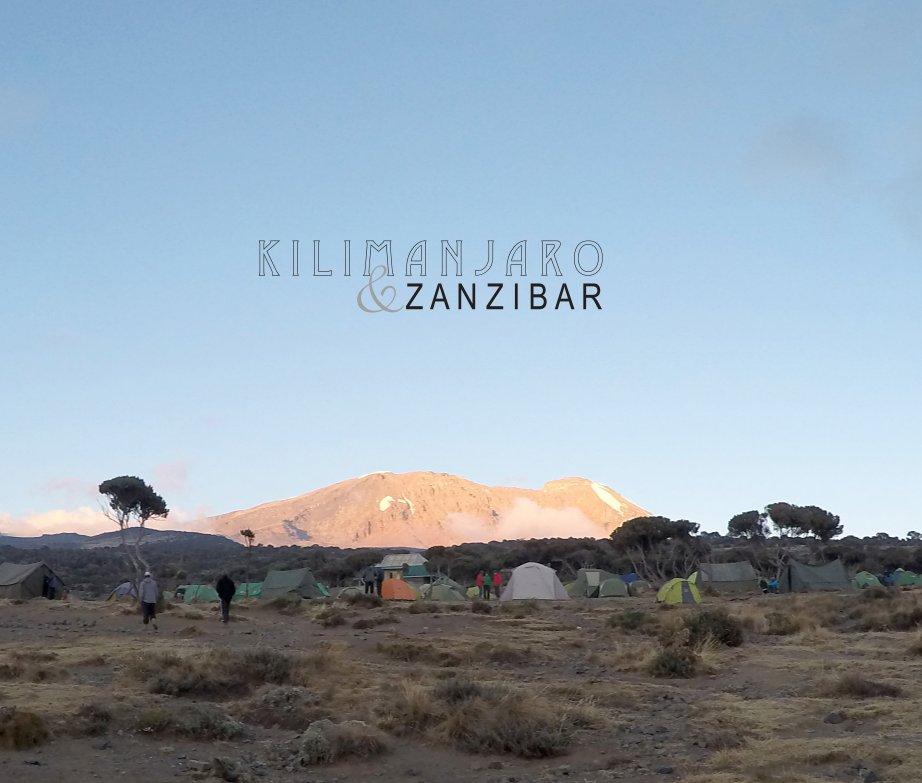 View Kilimanjaro and Zanzibar by Marcus Samperi