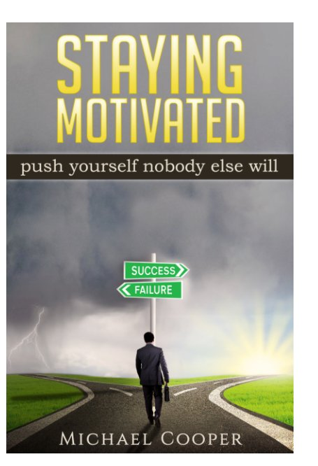 View Push Yourself. Nobody Else Will by Michael Cooper