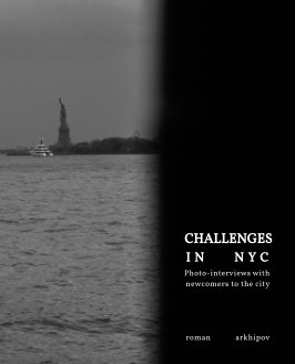 Challenges In NYC book cover