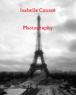 Isabelle Caussé photography book cover