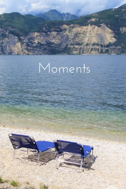 View Moments - 90 Day Journal - Beach Cover by Jennifer Cockcroft