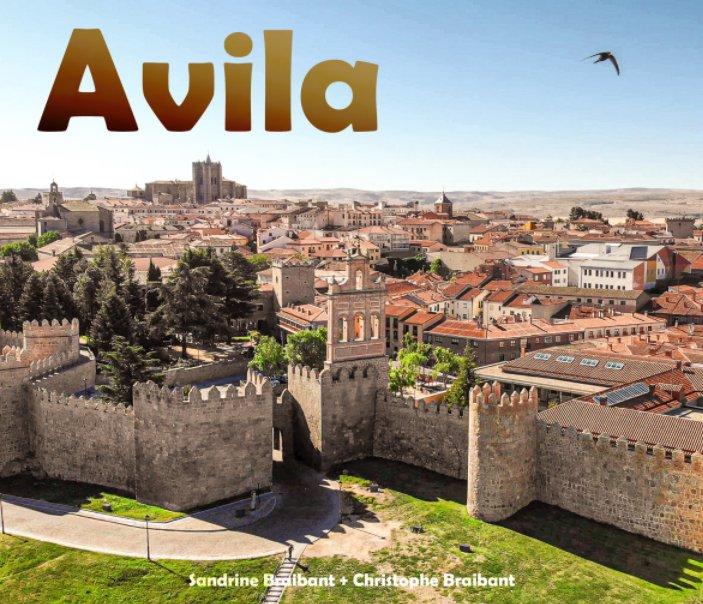 Avila espagne photos