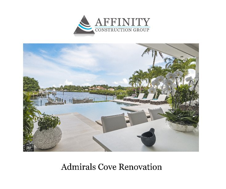 View Admirals Cove Renovation by Ron Rosenzweig