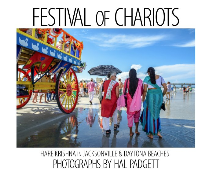 View Festival of Chariots by Hal Padgett