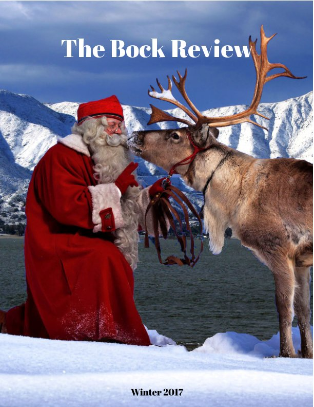 View The Bock Review by Erin Paul Bock