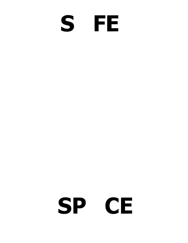 View S fe Sp ce by Michael Croghan
