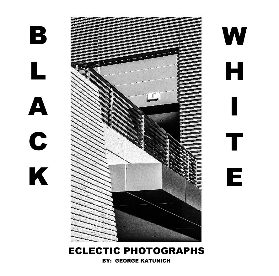 View Black  White by George Katunich