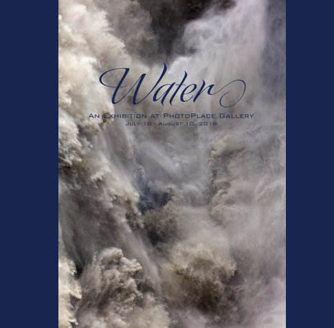 View Water 2019, Softcover by PhotoPlace Gallery