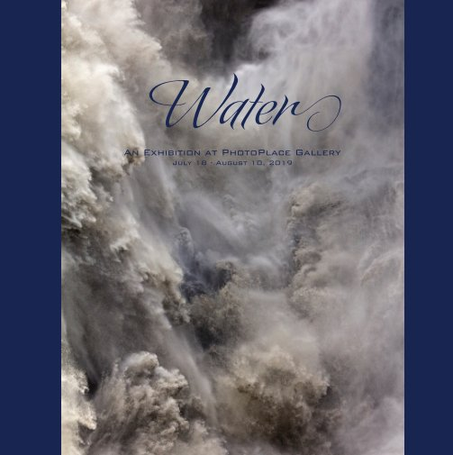 View Water 2019, Hardcover Imagewrap by PhotoPlace Gallery