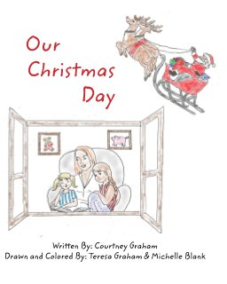 Our Christmas Day book cover