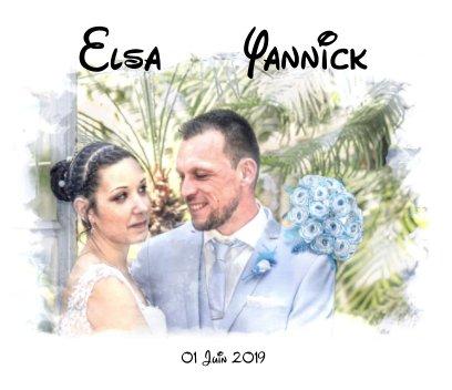 Elsa et Yannick book cover