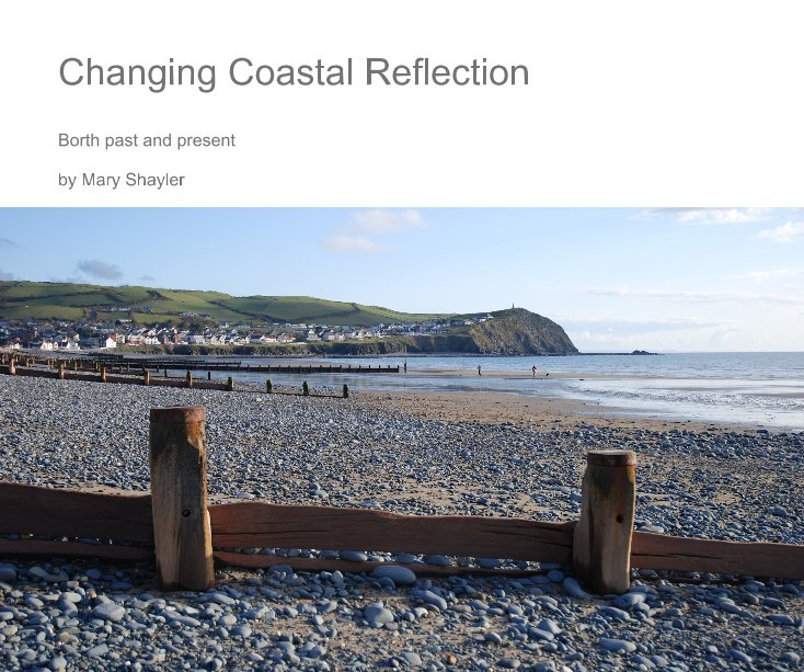 View Changing Coastal Reflection by Mary Shayler