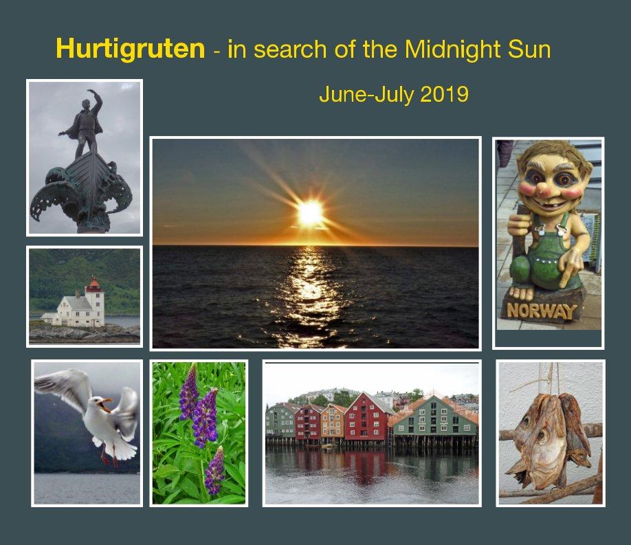 Hurtigruten June-July 2019 nach Ursula Jacob anzeigen
