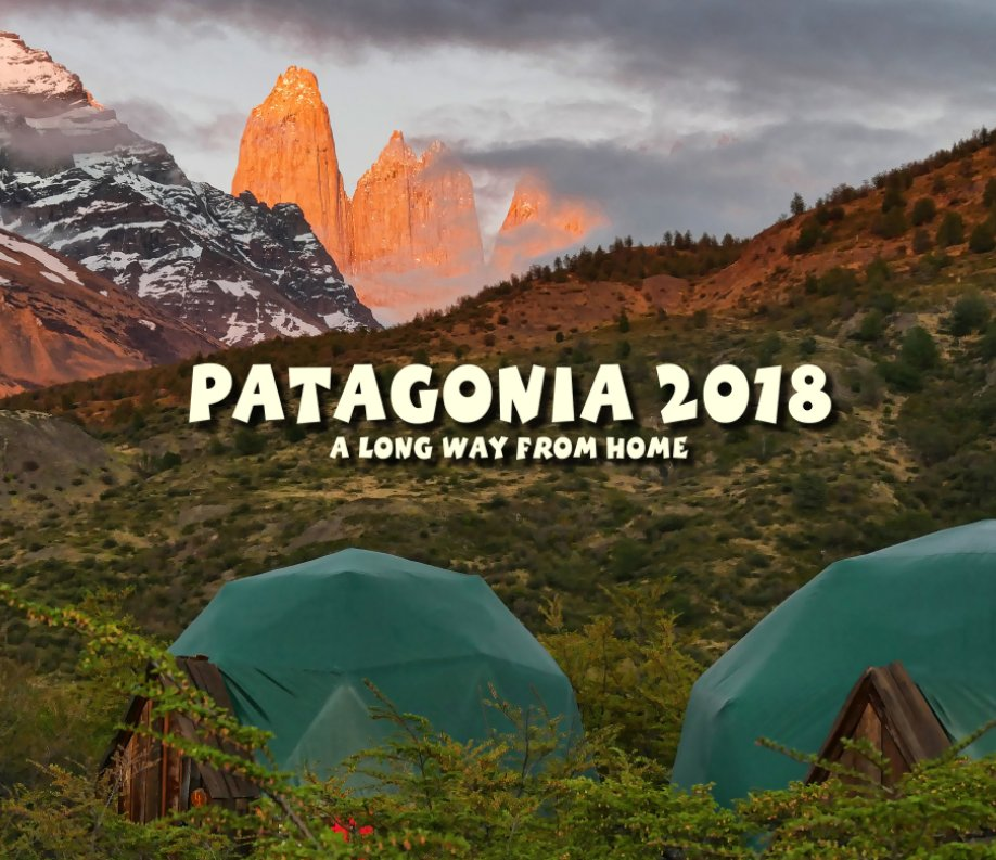 View Patagonia 2018 by Allan Grey