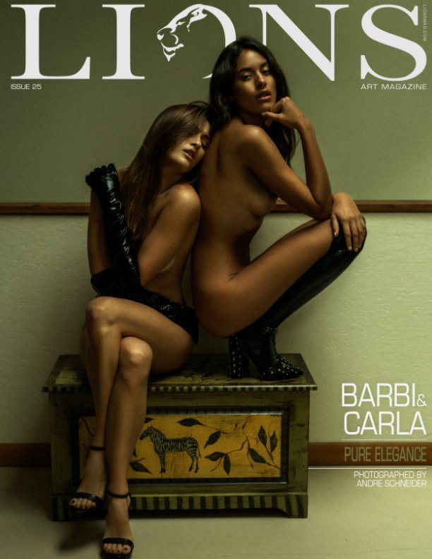 View Lions Art Magazine #25 by LIONS Art Magazine