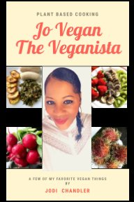 Jo Vegan The Veganista book cover