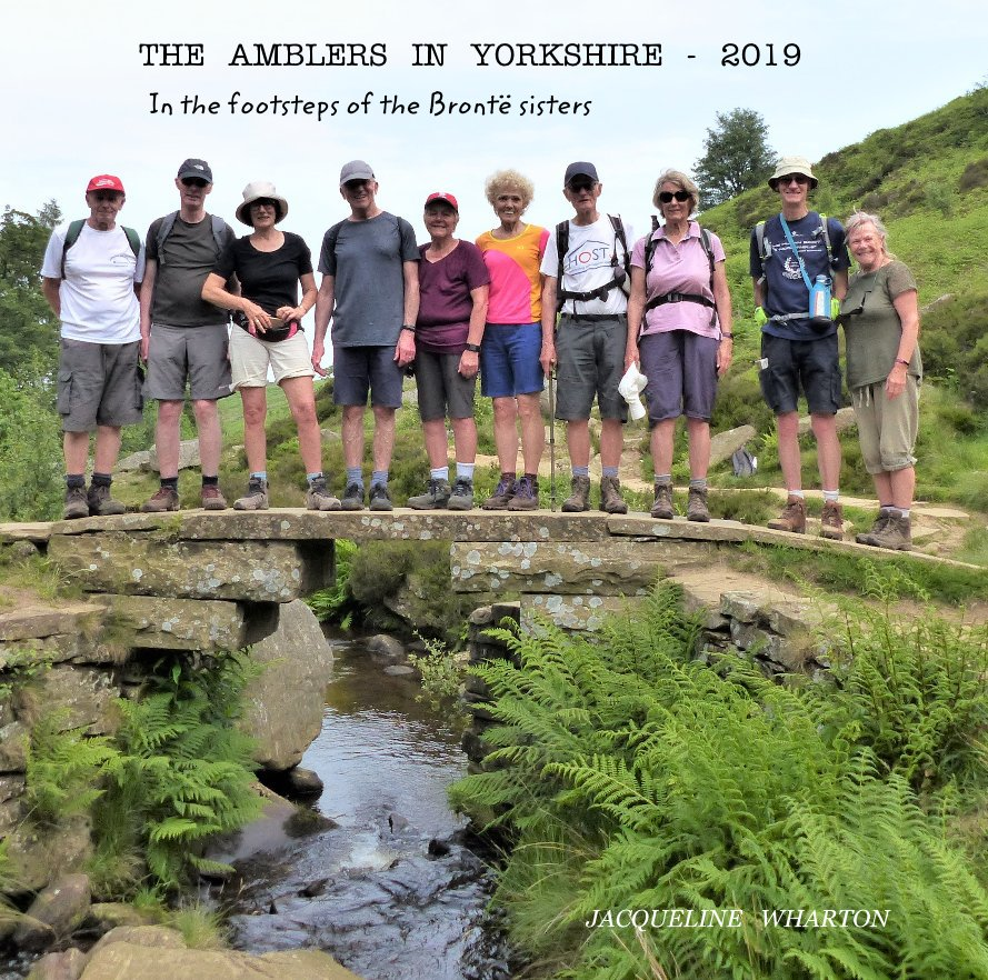 The Amblers in Yorkshire by JACQUELINE WHARTON | Blurb Books