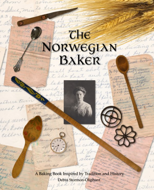 View The Norwegian Baker by Debra and Richard Oliphant