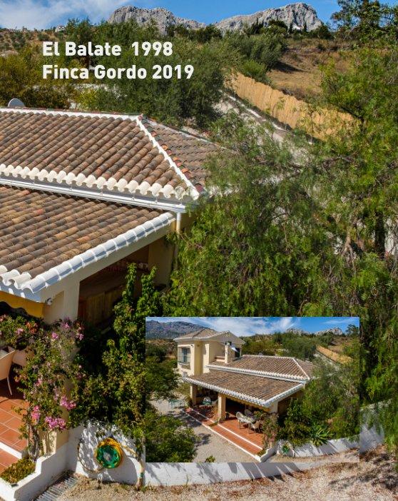 View El Balate Finca Gordo by Peter Laarakker