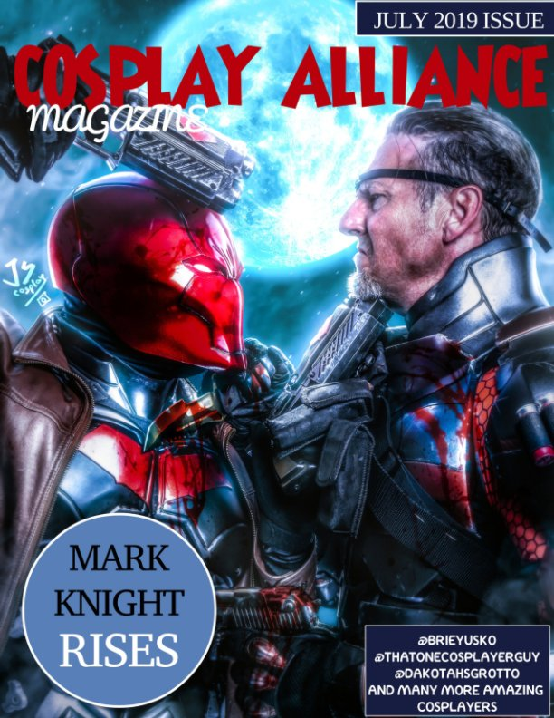 View Cosplay Alliance Magazine Issue #7 by individual cosplayers