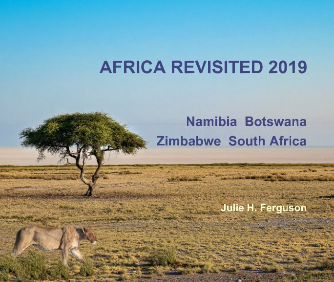 View Africa Revisited 2019 by Julie H. Ferguson