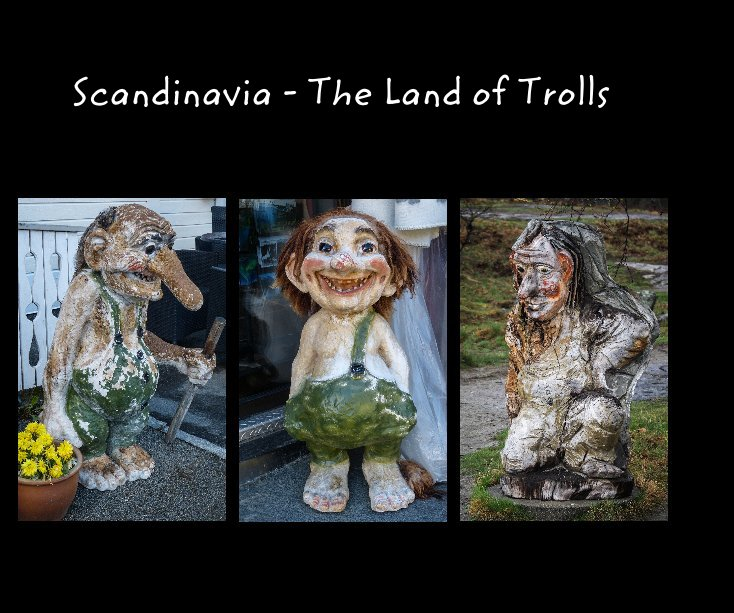 Visualizza Scandinavia - The Land of Trolls di Wendy Stephenson