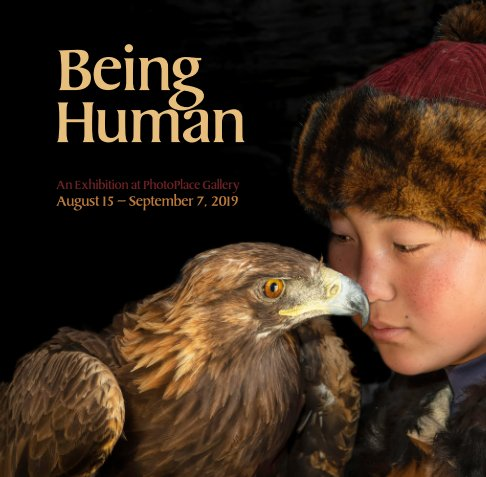View Being Human, Softcover by PhotoPlace Gallery