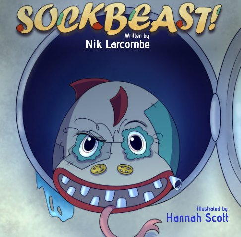 Ver Sockbeast! por Nik Larcombe, Hannah Scott