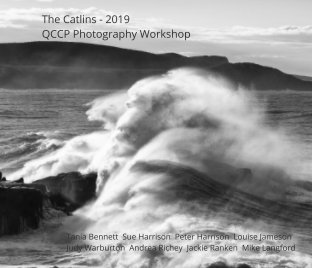 QCCP The Catins New Zealand 2019 book cover