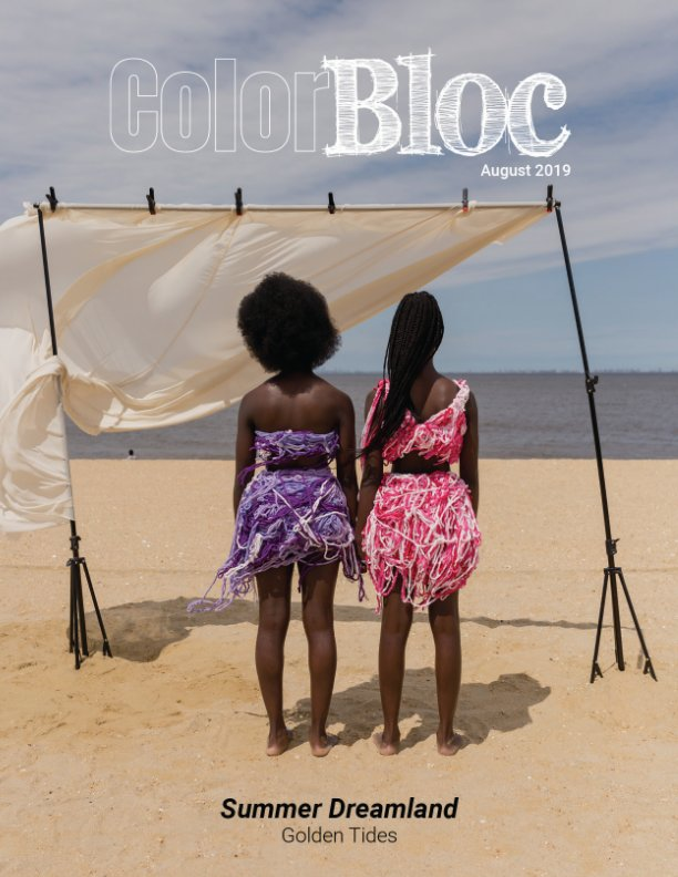 View Summer Dreamland: Golden Tides by ColorBloc Magazine