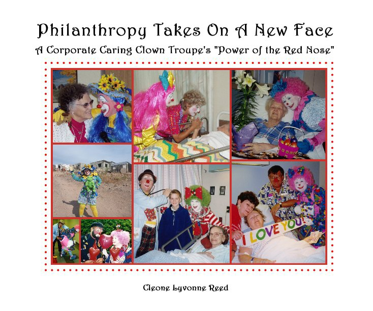 View Philanthropy Takes On A New Face by Cleone Lyvonne Reed