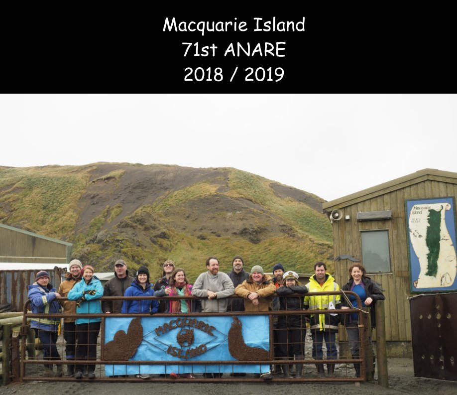 View Macquarie Island 71st ANARE by Christopher and Vicki
