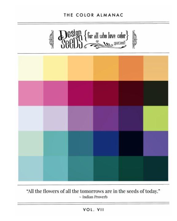 View Color Almanac | Volume VII by Seed Design Consultancy
