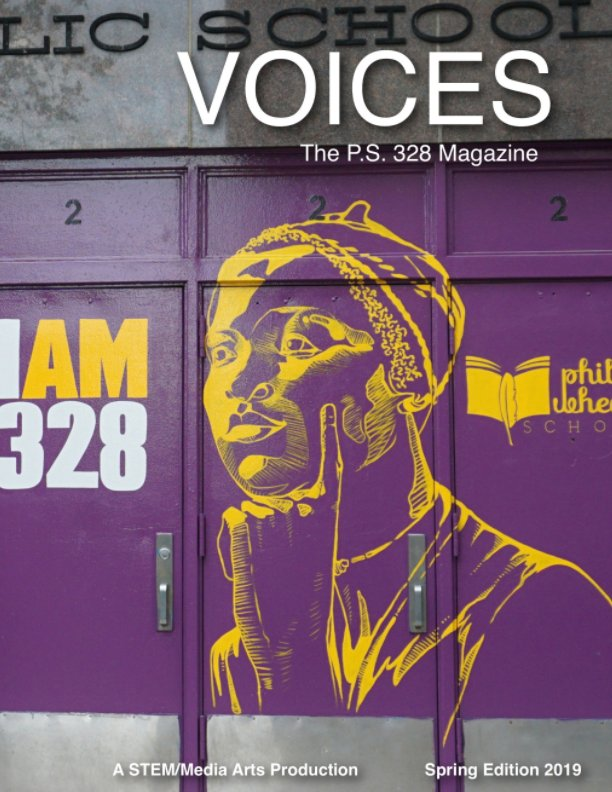 View Voices: Spring 2019 by Terrance Carney