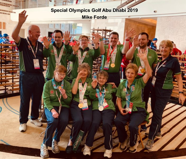 View Special Olympics Golf Abu Dhabi 2019 by Mike Forde