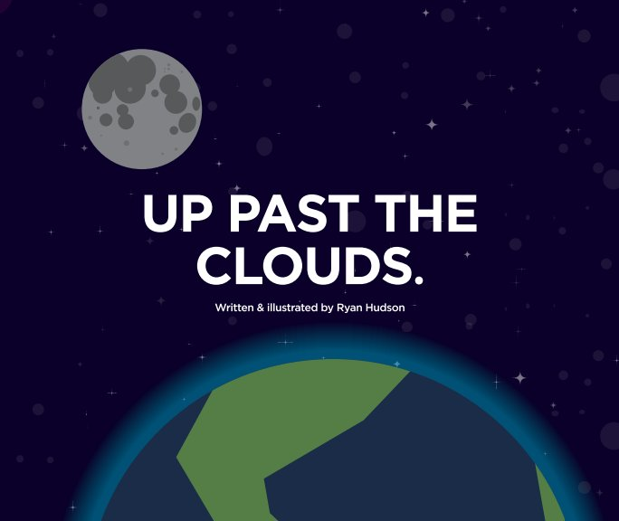 View Up past the clouds - Paperback by Ryan Hudson