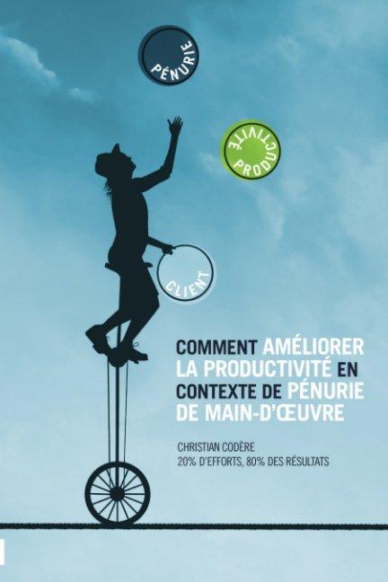 View Comment améliorer la productivité en contexte de pénurie de main-d'oeuvre by Christian Codère