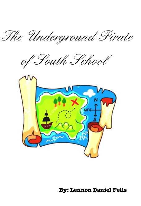 The Underground Pirate of South School nach Lennon Daniel Fells anzeigen