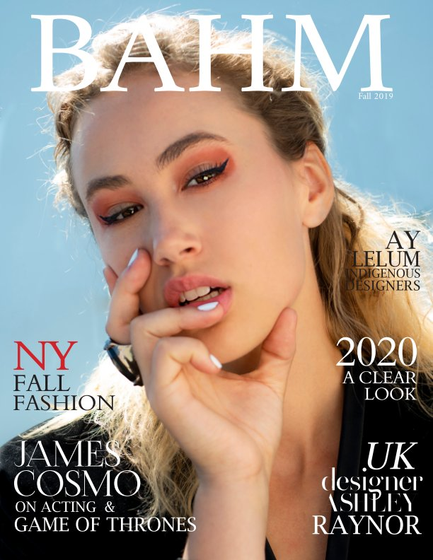 View BAHM Fall 2019 by BAHM Magazine
